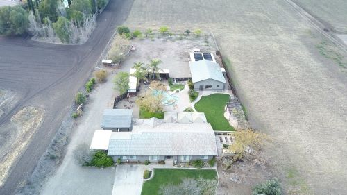 Drone Photo of Property