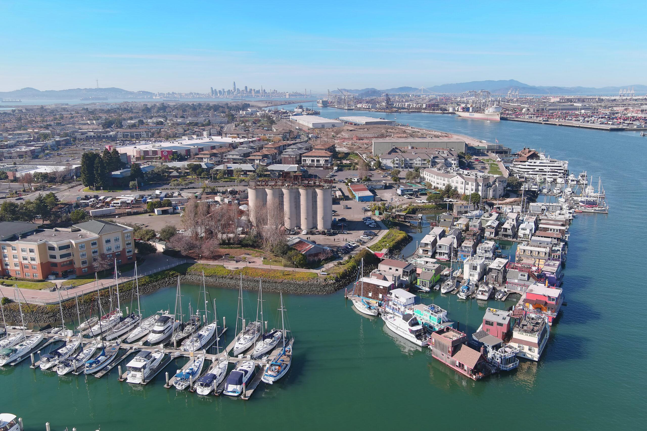 Alameda Aerial Photo